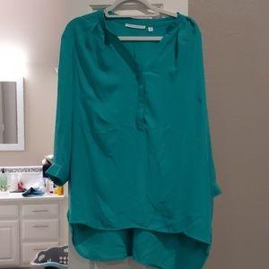 Green Violet + Claire blouse